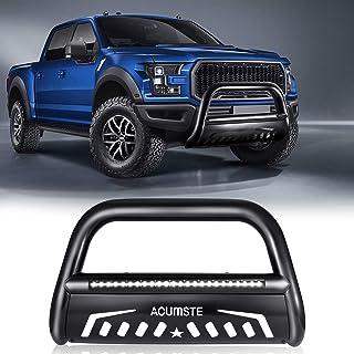 Black Armordillo USA 7143227 Classic Bull Bar Fits 2011-2016 Ford F-250//F-350//F-450//F-550 Super Duty