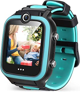 Sponsored Ad - Kid Smart Watch Toy for 4-12 Year Old, Game Smartwatch with 4 GB Memory Card Screen Protector, HD Dual Came...