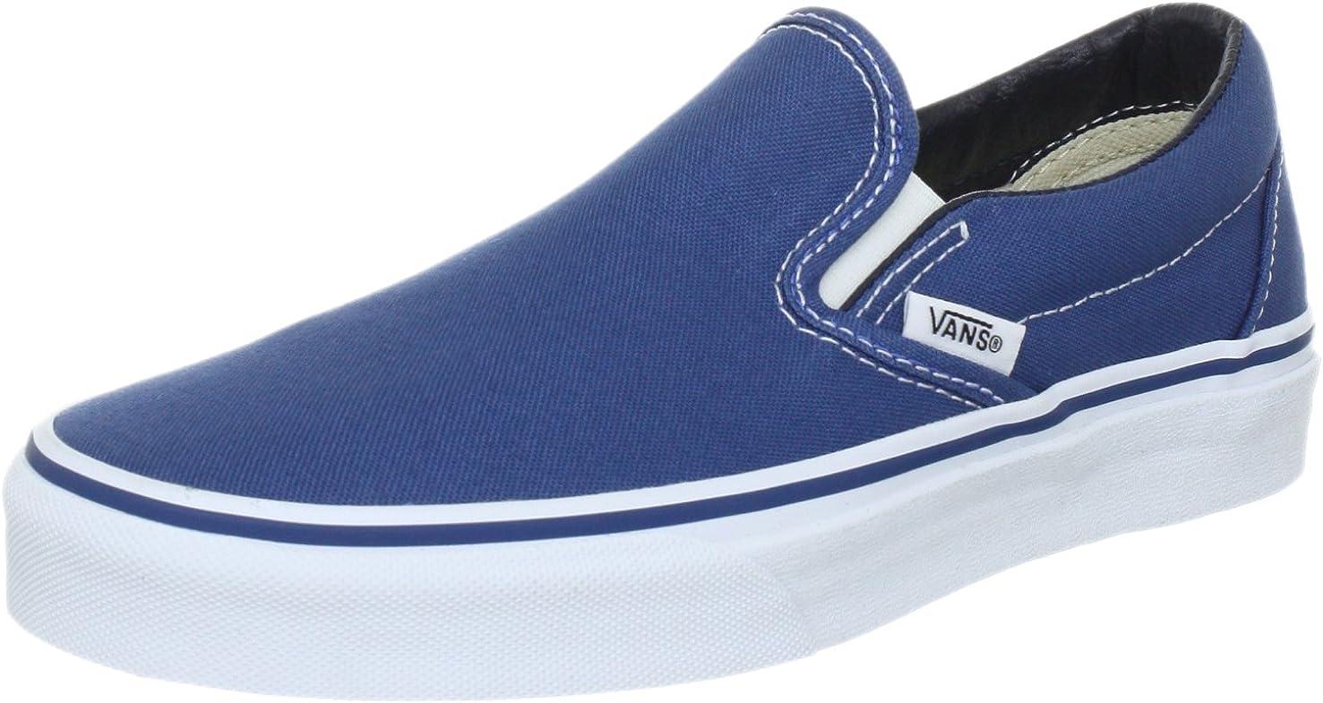 Vans Unisex Classic Slip-On Navy