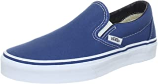 Vans Classic Slip-On (Navy) Mens Shoes