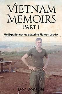 Vietnam Memoirs: Part 1