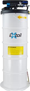 EXtoil 6 Liter Professional Manual/Pneumatic Oil Extractor