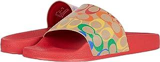 COACH Rainbow Pool Slide