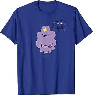 Adventure Time Lumpy Space Princess OMG T-Shirt