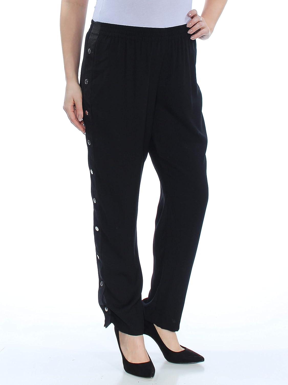 Bar Iii Womens Embellished Soft Casual Sweatpants