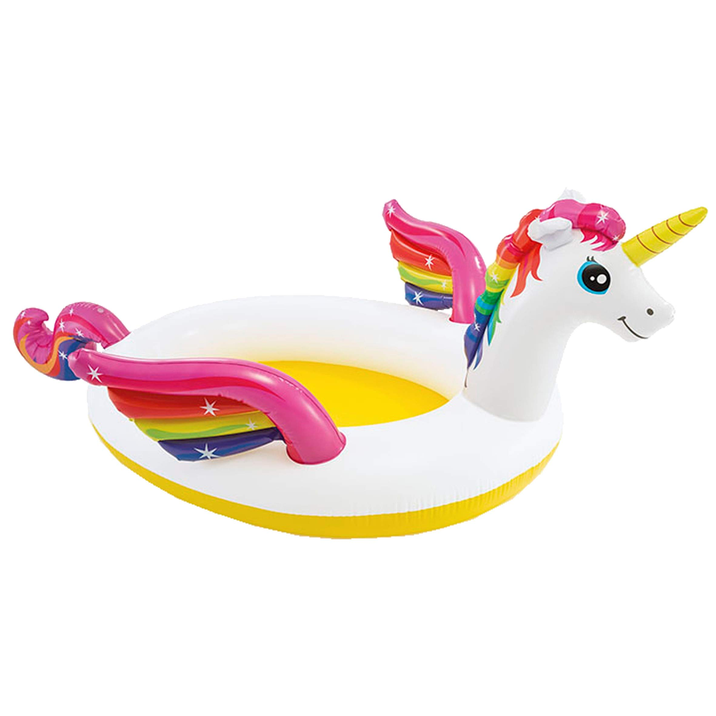 Intex 57441NP - Unicornio Hinchable Piscina con pulverizador ...