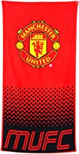EXTRA LARGE - Manchester United F.C. Official Beach Bath Towel