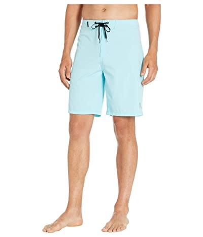 Hurley Phantom One Only 20 Stretch Boardshorts (Blue Gaze) Men