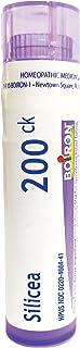 Boiron Silicea 200CK, 80 Pellets, Homeopathic Medicine for Fatigue