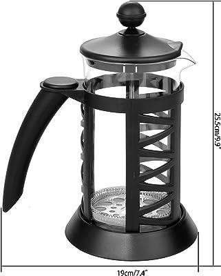 Amazon.com: Primula Tempo Press 6 tazas de café, Rojo ...