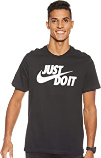 Nike Men's Sportswear Tee Just Do It Swoosh