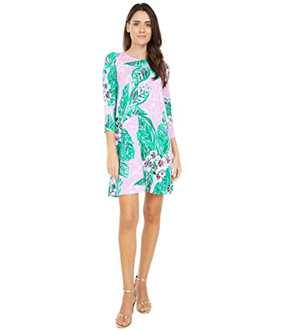 Lilly Pulitzer Ophelia Dress (Magnolia Lilac Leidees Night) Women