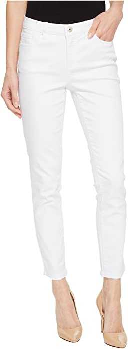 "Super Stretch Five-Pocket 28"" Ankle Pants"