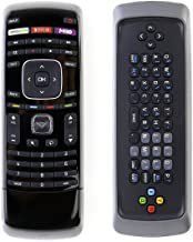 Best XRT302 QWERTY Keyboard Remote Control fit for Vizio TV E601i-A3 E701i-A3 E650i-A2 D650i-B2 M420SV M470SV M550SV M320SR M370SR M420SR E3D320VX E552VL E472VL M470VSE M650VSE M550VSE M420KD Review
