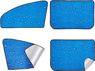 Car Sun Shade, Rear Front Window Shade Side Window Sunshade Baby 4pcs