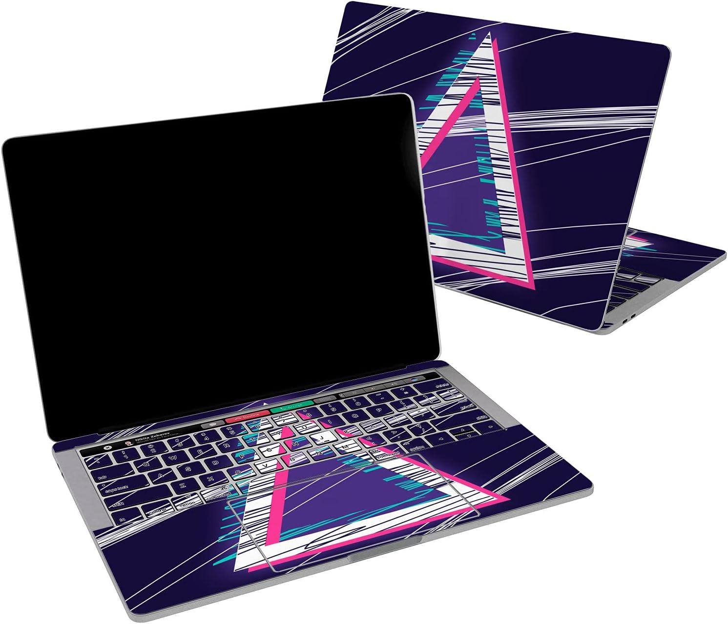 Lex Altern Vinyl Skin Washington Mall Compatible Max 48% OFF with inch 13 Air Pr Mac MacBook