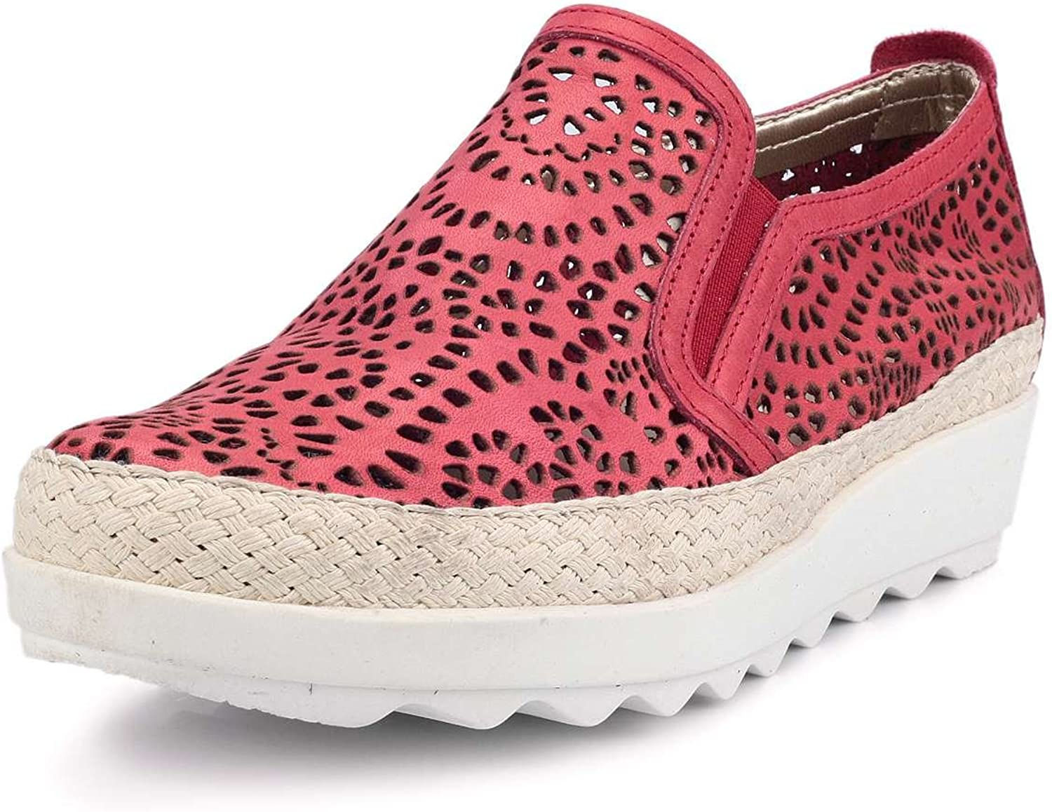 The Flexx Women's shoes Moccasins A158 43 Call ME Cherry