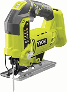 Ryobi R18JS-0 ONE+ 18v Cordless Jigsaw with Flush Cut without Battery or Charger