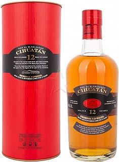 Cihuatán 12 Solera Reserva Especial Rum 1 x 0.7 l