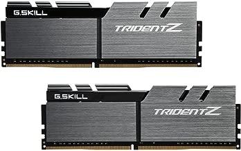 G.Skill TridentZ Series 16GB (2 x 8GB) 288-Pin DDR4 3200MHz (PC4 25600) Desktop Memory F4-3200C14D-16GTZSK
