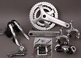 Campagnolo 2018 Centaur 11 Speed 6 PC Group Groupset 172.5 36/52 Crankset Silver