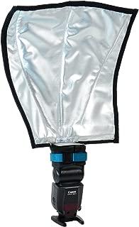 Rogue Photographic Design FlashBender 2 XL Pro Super Soft Silver Reflector, Black/Silver (ROGUEXLSLVR2)