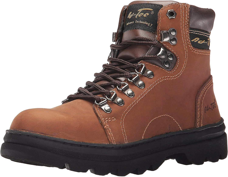 Ad Tec Adtec Men's Crazy Horse Leather 6