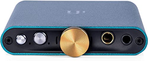 popular iFi discount 2021 Hip-dac Portable Balanced DAC Headphone Amplifier for Android, iPhone with USB Input Only/Outputs: 3.5mm Unbalanced / 4.4mm Balanced (Unit only) outlet online sale