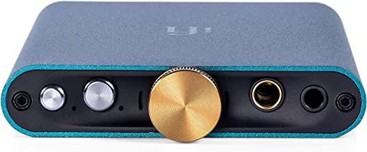 iFi Hip-dac Portable Balanced DAC Headphone Amplifier for Android, iPhone with USB Input Only/Outputs: 3.5mm Unbalanced / ...
