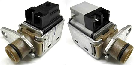 4L80E 1-2 A Shift Solenoid and 2-3 B Shift Solenoid Set 1991 and up GM