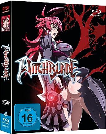 Witchblade - Gesamtausgabe - [Blu-ray]
