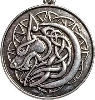 Best celtic wolf necklace Reviews