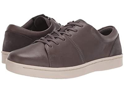 Clarks Kitna Vibe (Grey Leather) Men