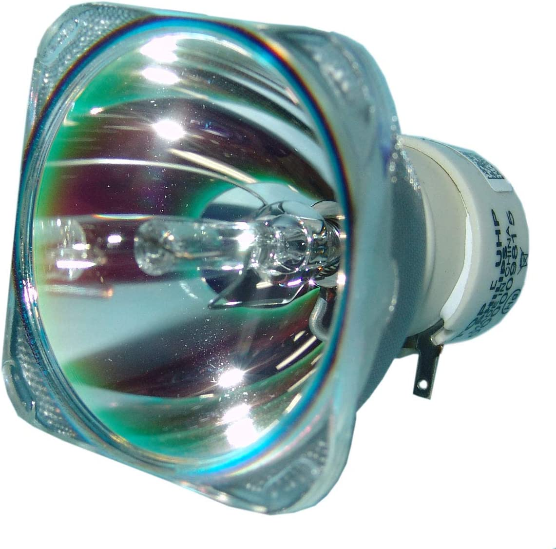 Lamp Bulb by Lytio Premium for NEC NP28LP Projector (Original Philips Bulb)