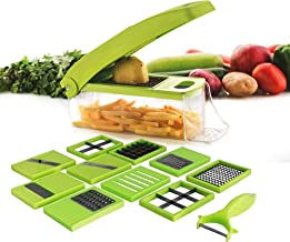HINMIN™ Vegetable and Fruit Chopper Cutter Grater Slicer