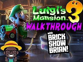 Luigi's Mansion 3 Walkthrough With Brick Show Brian