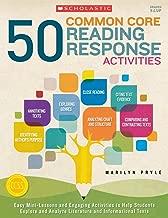 Best common core reading response Reviews