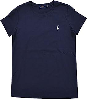 Womens Crew Neck Jersey T-Shirt