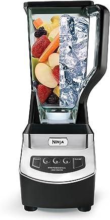 Amazon.com: Ninja Professional Blender (NJ600) (Discontinued ...