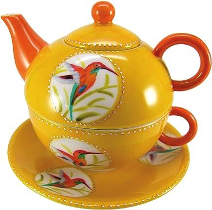 Besten Preis für Prettea Tea for One Kolibri, 3-teiliges Set bei geschirr-verleih.eu