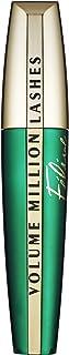 ماسكارا فوليوم مليون لاشز فيلين من لوريال باريس، اسود، 9.2 مل