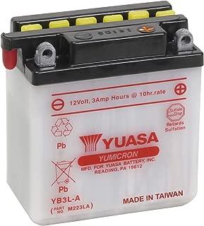 Yuasa YUAM223LA YB3L-A Battery