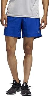 adidas mens RUN IT SHORT M SHORTS, Color: Blue, Size: S