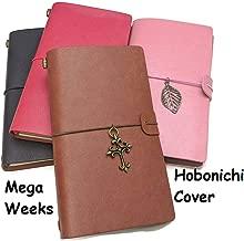 asian vintage traveler's notebook