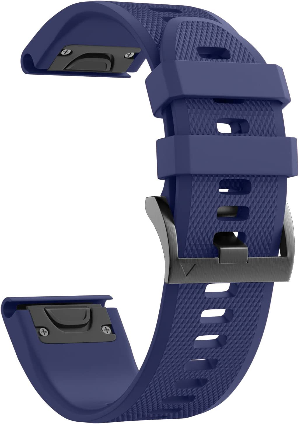 Malla azul Para Reloj Garmin Fenix 5/5 plus/6/6 pro  22 mm