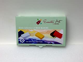 Encaustic Art Wax 16 Wax Block Colors Basic Selection New in the Box
