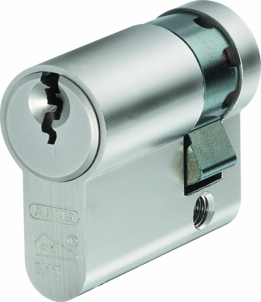 ABUS Bravus 1000 Security Cylinder Half Cylinder 40//10mm Individual