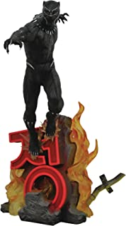 DIAMOND SELECT TOYS Marvel Premier Collection: Black Panther Movie Resin Statue