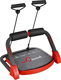 BalanceFrom Ab Mat Trainer Abdominal Machine Exercise Crunch Roller Workout Exerciser