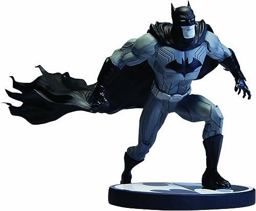 Batman schwarz Weiß Statue The New 52 By Jim Lee